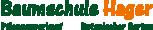 Baumschule Hager Logo